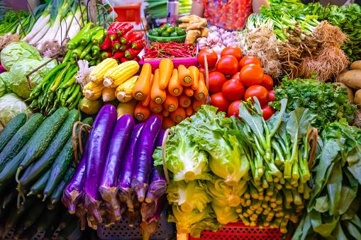 Comment conserver les légumes hors du frigo?