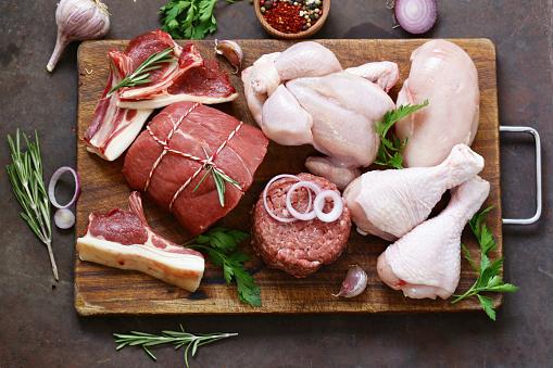 La quantité idéale de viandes à consommer